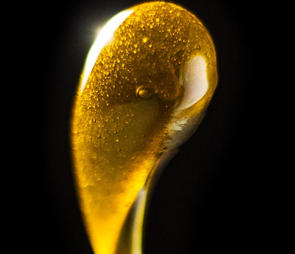 What is the perfect temperature to press rosin?